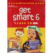 Get Smart 6 Class CD ( editura : MM Publications , autor : H.Q. Mitchell , ISBN 978-960-509-675-5 )