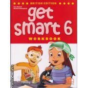 Get Smart 6 workbook with CD ( editura : MM Publications , autor : H.Q. Mitchell , Marileni Malkogianni , ISBN 978-960-478-857-6 )