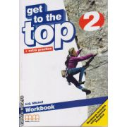 Get to the Top 2 - Workbook with CD ( editura : MM Publications , autor : H.Q. Mitchell , ISBN 978-960-478-257-4 )