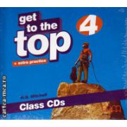 Get to the Top 4 Class CDs ( editura : MM Publcations , autor : H.Q. Mitchell , ISBN 978-960-478-290-1 )