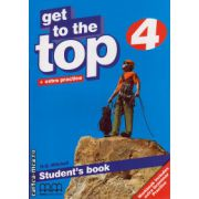 Get to the Top 4 - Student ' s Book ( editura : MM Publications , autor : H.Q. Mitchell , ISBN 978-960-478-280-2 )