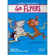 Go Flyers Class CDs ( editura : MM Publications , autor : H.Q. Mitchell , ISBN 9789605094553 )