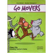 Go Movers Class CDs ( editura : MM Publications , autor : H.Q. Mitchell , ISBN 978-960-509-454-6 )