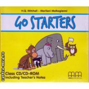 Go Starters Class CD ( editura : MM Publications , autor : H.Q. Mitchell , ISBN 9789605094478 )
