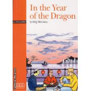 Graded Readers - In the Year of the Dragon - Pre-Intermediate - PACK including :  Reader + Activity Book + Audio CD ( editura: MM Publications , autor : H.Q. Mitchell , ISBN 978-960-379-480-6 )