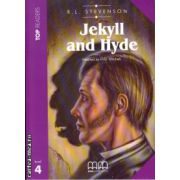 Top Readers - Jekyll and Hyde - Level 4 reader Pack : including glossary + CD ( editura : MM Publications , autor : R.L. Stevenson , ISBN 960-443-428-4 )