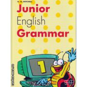 Junior English Grammar 1 ( editura : MM Publications , autor : H.Q. Mitchell , ISBN 978-960-379-317-5 )