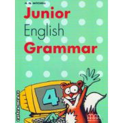 Junior English Grammar 4 ( editura : MM Publications , autor : H.Q. Mitchell , ISBN 978-960-379-320-5 )