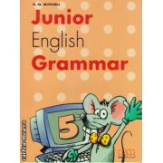 Junior English Grammar 5 ( editura : MM Publications , autor : H.Q. Mitchell , ISBN 978-960-379-344-1 )