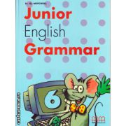 Junior English Grammar 6 ( editura : MM Publications , autor : H.Q. Mitchell , ISBN 978-960-379-345-8 )
