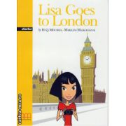 Graded Readers - Lisa goes to London - Starter - Student's book ( editura: MM Publications, autor: H. Q. Mitchell, Marileni Malkogianni, ISBN 978-960-7955-58-6 )