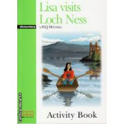 Graded Readers - Lisa visits Loch Ness - Elementary - Activity book ( editura: MM Publications, autor: H. Q. Mitchell, ISBN 9789605098346 )
