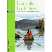 Graded Readers - Lisa visits Loch Ness - Elemetary - PACK including Reader, Activity book and Audio CD ( editura : MM Publications , autor : H.Q. Mitchell , Marileni Malkogianni , ISBN 9789603794851)