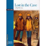 Graded Readers - Lost in the Cave - Intermediate - PACK including : Reader + Activity Book + CD ( editura : MM Publications , autor : H.Q. Mitchell , ISBN 978-960-379-487-5 )