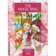 Graded Readers - The Magic Ring: Activity book - level 2 reader ( editura: MM Publications, ISBN 978-960-478-591-9 )