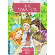 Graded Readers - The Magic Ring - level 2 reader PACK including : Reader , Activity book and Audio CD ( editura : MM Publications , ISBN 978-960-379-475-2 )