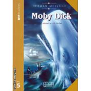 Top Readers - Moby Dick - Level 5 reader ( editura: MM Publications, autor: Herman Melville, ISBN 978-960-478-004-4 )