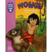 Primary Readers - Mowgli - Level 4 reader ( editura: MM Publications, autor: Rudyard Kipling, ISBN 978-960-443-003-1 )