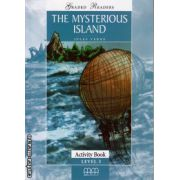 Graded Readers - The Mysterious Island - Activity book - level 3 reader ( editura: MM Publications, autor: Jules Verne, ISBN 9789604781584 )