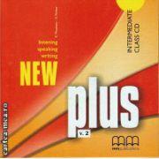 New Plus Intermediate Class CD ( editura : MM Publications , autor : H.Q. Mitchell , ISBN 9789604786381 )