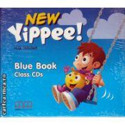 New Yippee! Blue Book Class CDs ( editura : MM Publications , autor : H.Q. Mitchell , ISBN 978-960-478-273-4 )