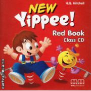 New Yippee! Red Book Class CDs ( editura : MM Publications , autor : H.Q. Mitchell , ISBN 978-960-478-271-0 )