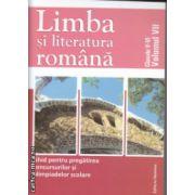Limba si literatura romana ghid pentru pregatirea concursurilor si olimpiadelor scolare clasele V-VI volumul VII (Editura : Nomina  ISBN 9786065355347 )