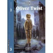 Top Readers - Oliver Twist - Level 3 reader Pack : including glossary + CD ( editura : MM Publications , autor : Charles Dickens , ISBN 978-960-443-430-5 )