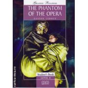 Graded Readers - The Phantom of the Opera - level 4 reader PACK including : Reader , Activity book and Audio CD ( editura : MM Publications , autor : Gaston Leroux , ISBN 978-960-443-055-0 )