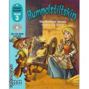Primary Readers - Rumpelstiltskin - Level 3 reader with CD ( editura : MM Publications , autor : Fratii Grimm , ISBN 978-960-443-004-8 )
