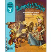 Primary Readers - Rumpelstiltskin - Level 3 reader ( editura: MM Publications, autor: Fratii Grimm, ISBN 978-960-443-005-5 )