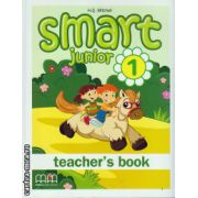 Smart Junior 1 - Teacher's book ( editura: MM Publications, autor: H. Q. Mitchell, ISBN 978-960-443-814-3 )