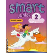 Smart Junior 2 - Student ' s Book ( editura : MM Publications , autor : H.Q. Mitchell , ISBN 978-960-443-818-1 )