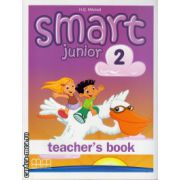 Smart Junior 2 - Teacher's book ( editura : MM Publications , autor : H.Q. Mitchell , ISBN 978-960-443-820-4 )