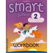 Smart Junior 2 - Workbook with CD ( editura : MM Publications , autor : H.Q. Mitchell , ISBN 978-960-443-819-8 )