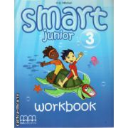 Smart Junior 3 - Workbook  with CD ( editura : MM Publications , autor : H.Q. Mitchell , ISBN 978-960-443-825-9 )