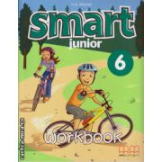 Smart Junior 6 - Workbook with CD ( editura : MM Publications , autor : H.Q. Mitchell , ISBN 978-960-478-540-7 )