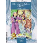 Graded Readers - The Canterville Ghost: Activity book - level 3 reader ( editura: MM Publications, autor: Oscar Wilde, ISBN 978-960-478-035-8 )