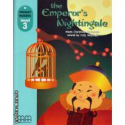 Primary Readers - The Emperor's Nightingale - Level 3 reader ( editura: MM Publications, autor: Hans Christian Andersen, ISBN 978-960-478-309-0 )
