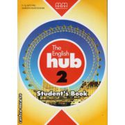 The English Hub 2 - Student ' s Book ( editura : MM Publications , autor : H.Q. Mitchell , Marileni Malkogianni , ISBN 978-960-509-875-9 )