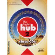 The English Hub 1 Class CDs ( editura : MM Publications , ISBN 9789605098612 )