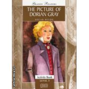 Graded Readers - The Picture of Dorian Gray: Activity book - level 5 reader ( editura: MM Publications, autor: Oscar Wilde, ISBN 9789604782086 )