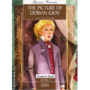 Graded Readers - The Picture of Dorian Gray: Student's book - level 5 reader ( editura: MM Publications, autor: Oscar Wilde, ISBN 978-960-443-028-4 )