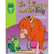 Primary Readers - The Princess and the Frog - Level 1 reader ( editura: MM Publications, autor: Fratii Grimm, ISBN 978-960-443-466-4 )