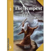 Top Readers - The Tempest - level 5 reader Pack : including glossary + CD ( editura : MM Publications , autor : W. Shakespeare , ISBN 978-960-443-723-8 )