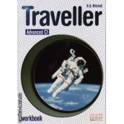 Traveller Advanced C1 workbook ( editura : MM Publications , autor : H.Q. Mitchell , ISBN 978-960-443-624-8 )