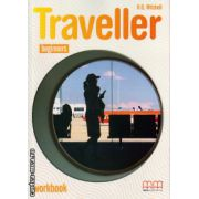 Traveller Beginners workbook with CD ( editura : MM Publications , autor : H.Q. Mitchell , ISBN 978-960-443-566-1 )