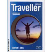 Traveller Elementary - Teacher's book ( editura : MM Publications , autor : H.Q. Mitchell , ISBN 978-960-443-576-0 )