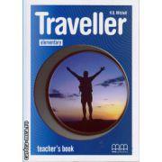 Traveller Elementary - Teacher's book ( editura : MM Publications , autor : H.Q. Mitchell , ISBN 9789604435760 )
