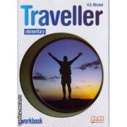 Traveller Elementary workbook with CD ( editura :  MM Publications , autor : H.Q. Mitchell , ISBN 978-960-443-574-6 )